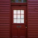 Red Door by Richard G Witham