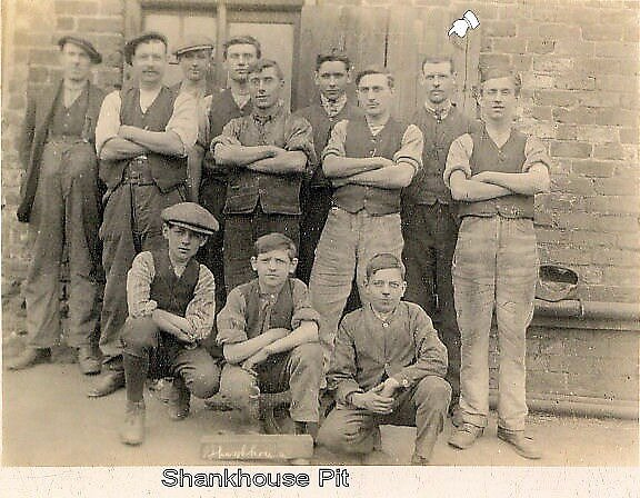 1910s Shankhouse Pit, Northumberland by Woodie