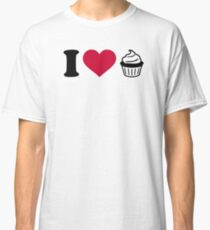 I love Cupcakes Classic T-Shirt