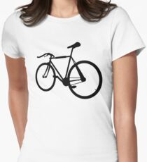 Hipster Bike - Retro Bicycle  T-Shirt