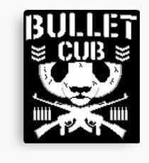 Bullet Cub Canvas Print