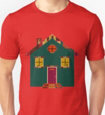 Teal Cottage October Afternoon Collection T-Shirt