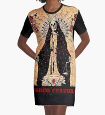 Narco Cultura Graphic T-Shirt Dress