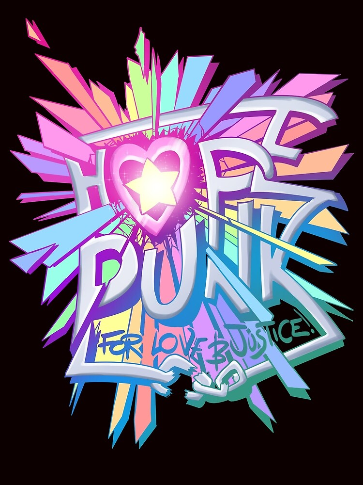 Hopepunk: For Love & Justice by ariaste