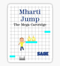 Mharti Jump Bootleg Version   Sticker