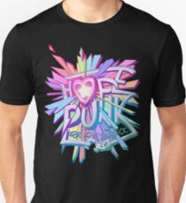 Hopepunk: For Love & Justice T-Shirt