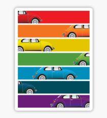 Bug Spectrum Sticker