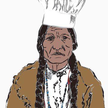 Sioux Chef by karacounard