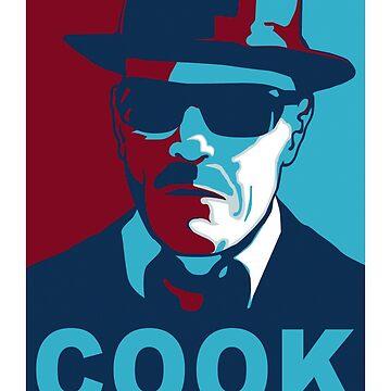 Heisenberg - COOK by Theo-p