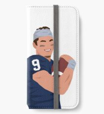 Saquon & Trace iPhone Wallet/Case/Skin