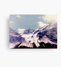 Avalanche! Canvas Print