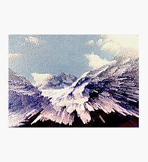 Avalanche! Photographic Print