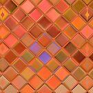 autumn tiles by poupoune