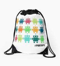 Part of 15 Drawstring Bag