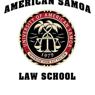 BCS - University of American Samoa Law School by Theo-p