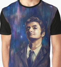 Tenth Doctor Graphic T-Shirt