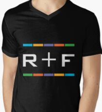dark grey rodan and fields color branding gift Men's V-Neck T-Shirt