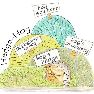 A Hog's Life - Hedge-Hog by shiro