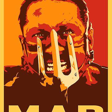 MAX ROCKATANSKY MAD by Theo-p