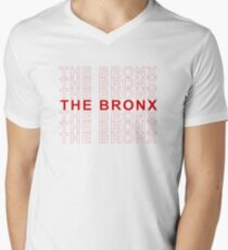 The Bronx - Thank You bag V-Neck T-Shirt