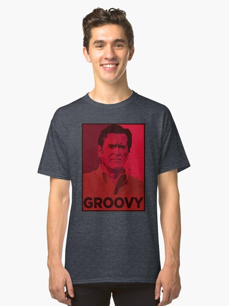 Ash Chainsaw Groovy