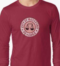 League of Their Own - Rockford Peaches Long Sleeve T-Shirt