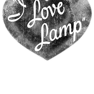 "Anchorman - ""I Love Lamp"" #2 by lbutler0000107"