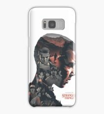 STRANGER THINGS SEASON 2 Samsung Galaxy Case/Skin