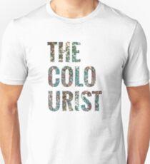 the colourist Unisex T-Shirt
