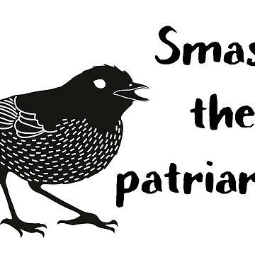 Smash the Patriarchy by mimiboo