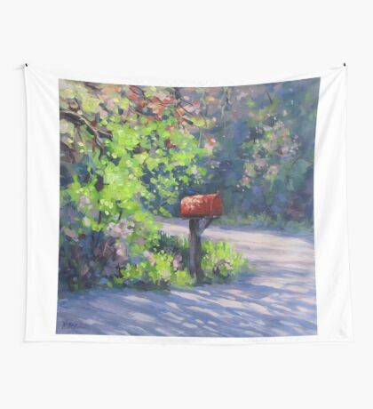 Love letters Wall Tapestry