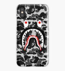 black camo iPhone Case/Skin