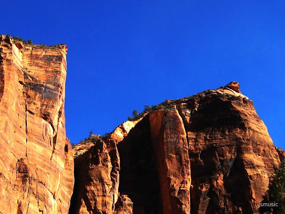Beautiful Zion National Park by jsmusic