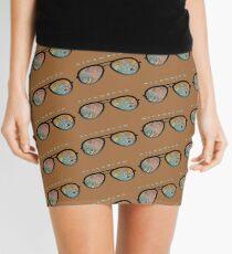 STEAMPUNK SUNGLASSES  Mini Skirt