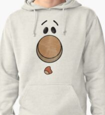 Brave Little Toaster - Blanket Face #3 Shirt Pullover Hoodie
