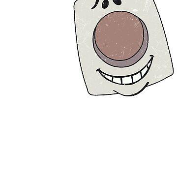 Brave Little Toaster - Blanket Face #1 Shirt by lbutler0000107