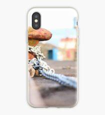 Harbour Mooring iPhone Case