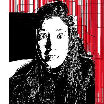 Portrait  by Susanabruzos06
