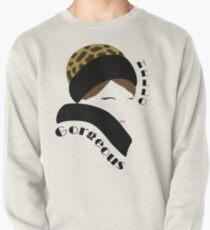 Barbra Streisand - Hello gorgeous (Funny Girl) Pullover Sweatshirt