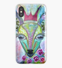 Doe Eyes iPhone Case/Skin