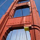 Golden Gate Bridge by Kimberly Johnson
