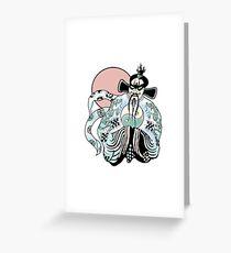 Jack Burton - Lo Pan Big Trouble In Little China HD Greeting Card