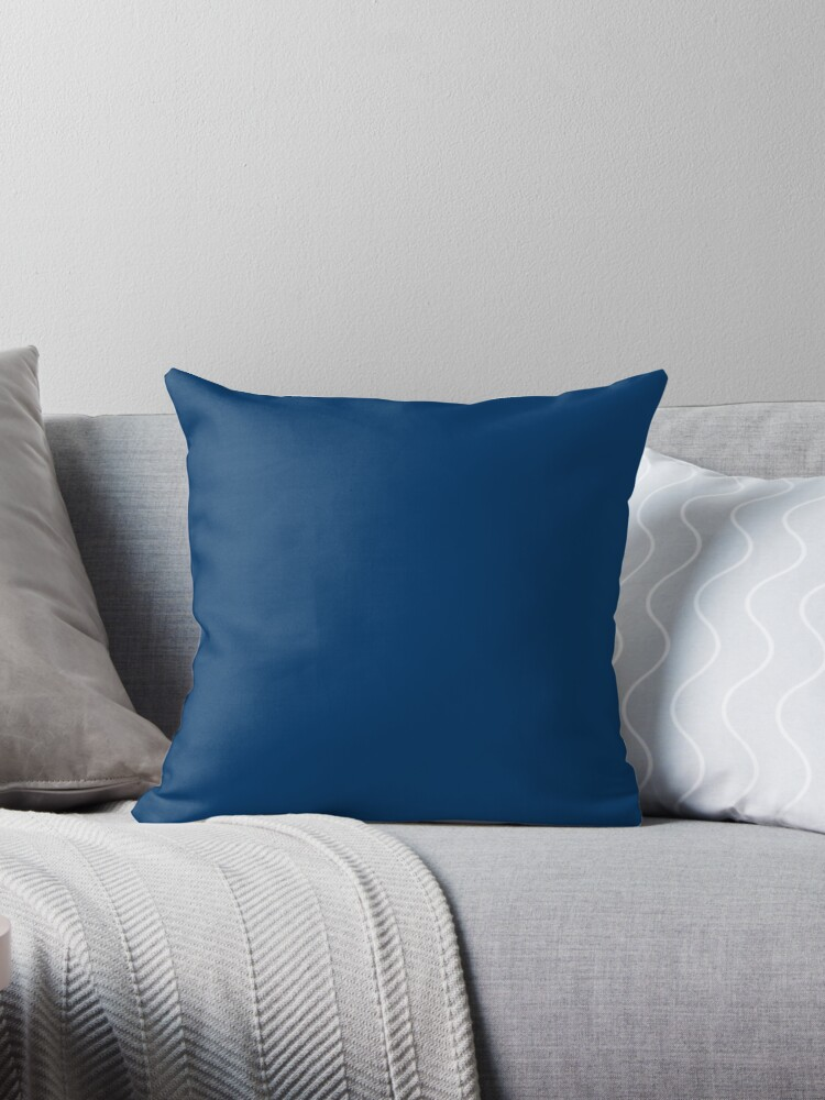 Beautiful Cushions/ Plain Dark midnight blue by ozcushions