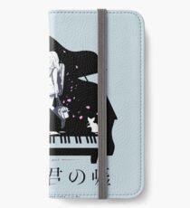 Shigatsu wa Kimi no Uso  iPhone Wallet/Case/Skin