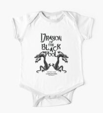 Dragon Of The Black Pool - Text Variant One Piece - Short Sleeve