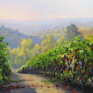 Sunrise Harvest by karenilari