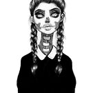 Skull Babe by Isabelle Staub
