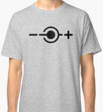 Centre Negative Classic T-Shirt