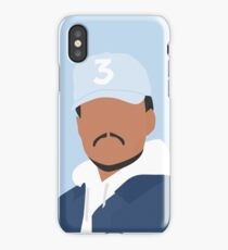 Chance the Rapper Vector Art iPhone Case