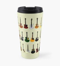 Possibly Famous Guitars Travel Mug